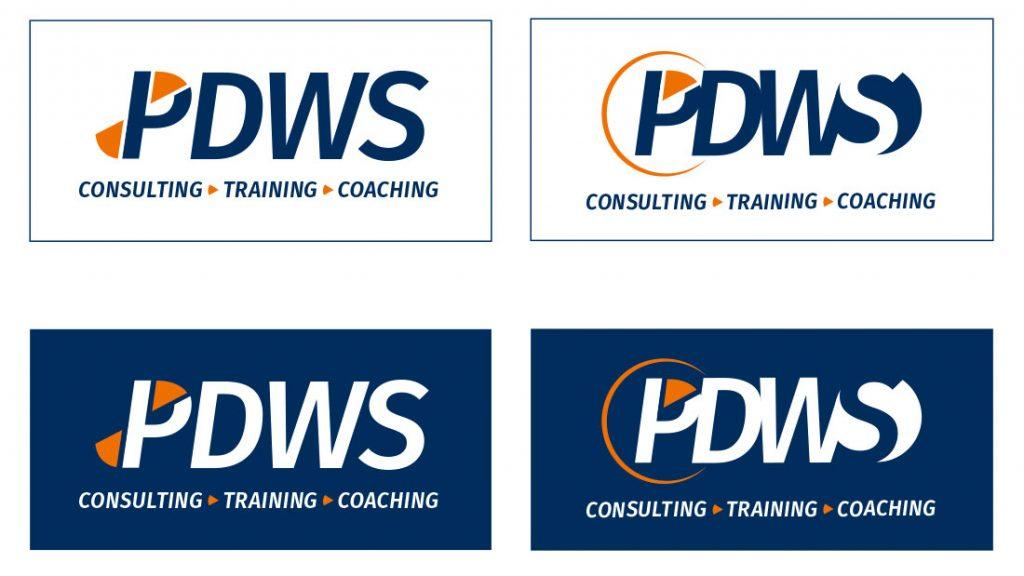 PDWS Logo-Entwicklung