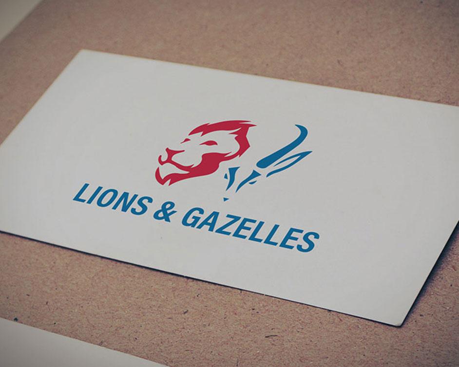 Lions+Gazelles