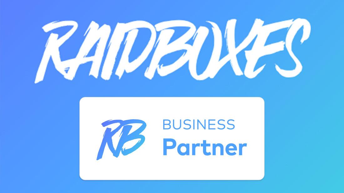 Raidboxes Business Partner