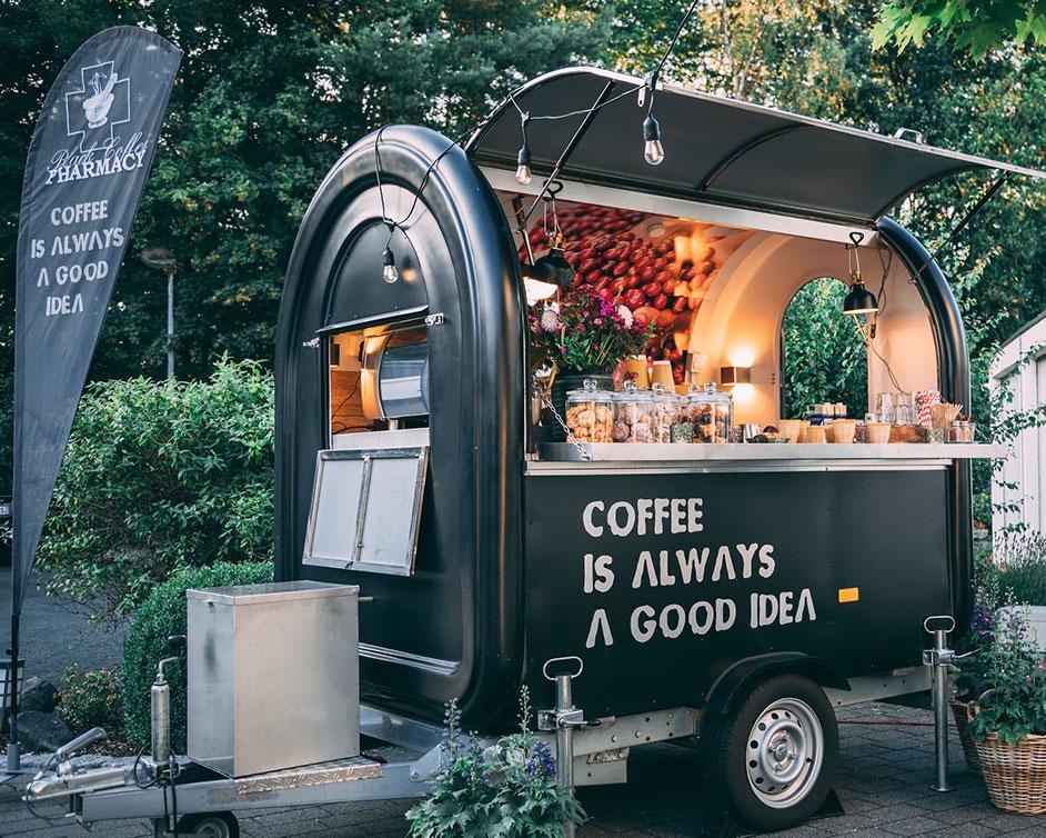Black Coffee Pharmacy