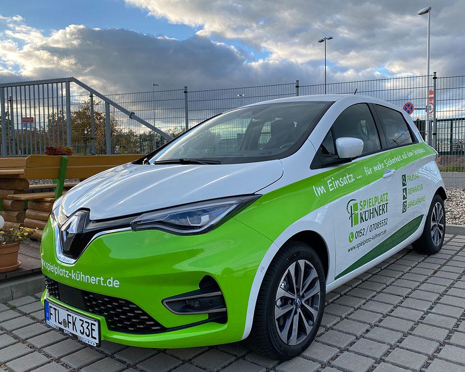 Renault Zoe Werbung
